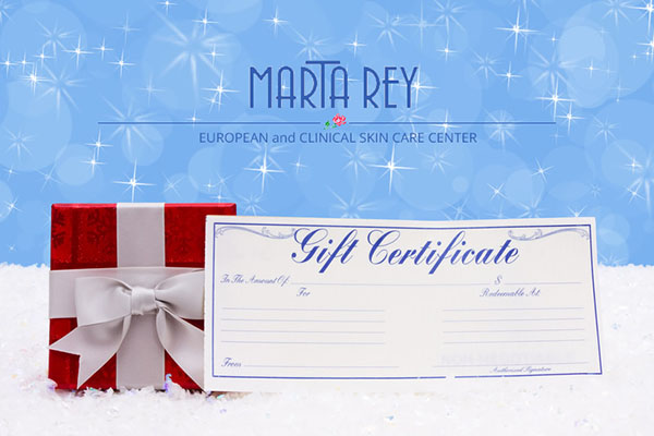 marta-rey-gift-certificate Promotions